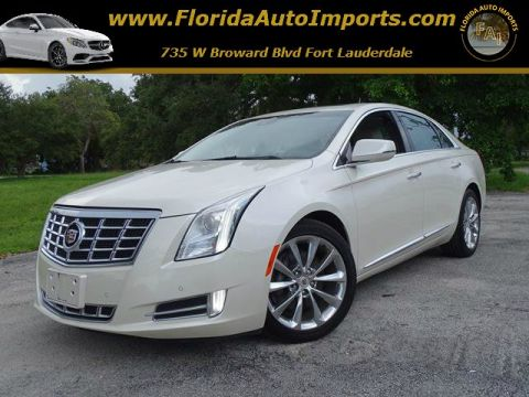 Pre-Owned 2013 Cadillac XTS Premium AWD