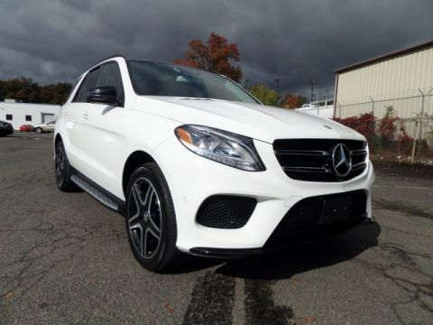 Pre-Owned 2016 Mercedes-Benz GLE GLE 400
