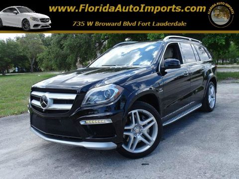 Pre-Owned 2013 Mercedes-Benz GL-Class GL 63 AMG® AWD