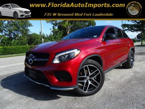 Pre-Owned 2016 Mercedes-Benz GLE GLE 450 AMG® AWD