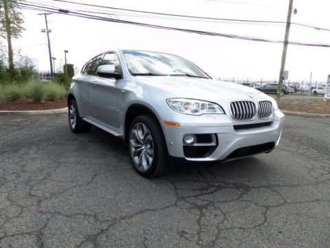 Pre-Owned 2013 BMW X6 xDrive50i AWD