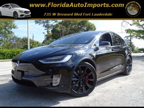 Pre-Owned 2016 Tesla Model X P90D AWD