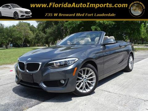 Pre-Owned 2015 BMW 2 Series 228i xDrive AWD