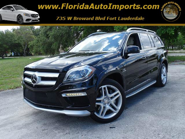 Pre-Owned 2013 Mercedes-Benz GL-Class GL 63 AMG®