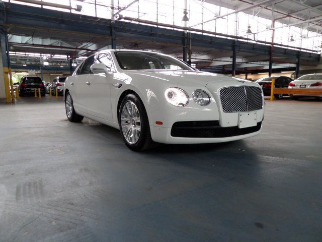 Pre-Owned 2015 Bentley Flying Spur V8 4dr Car in Fort Lauderdale ...